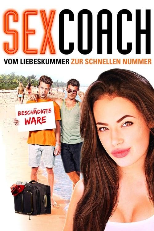Poster von SexCoach - Vom Liebeskummer zur schnellen Nummer