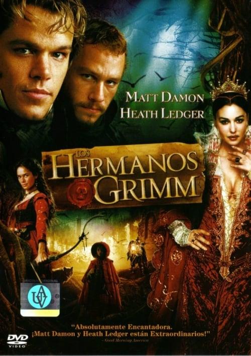 Imagen El secreto de los hermanos Grimm