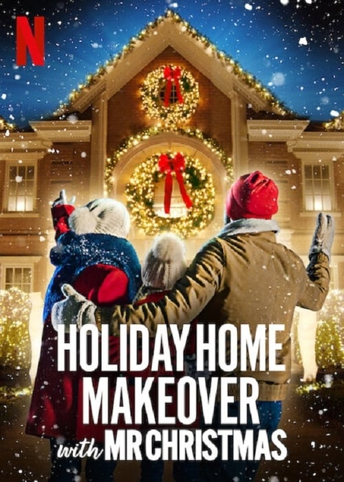 Image Holiday Home Makeover with Mr. Christmas