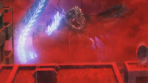 Godzilla Singular Point - Season 1 - Episode 11: Relaunch