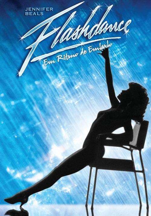 Flashdance: Em Ritmo de Embalo Torrent (1983) BluRay 720p / Dual Áudio 5.1 – Download