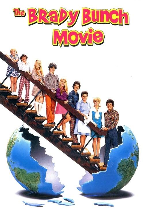 The Brady Bunch Movie (1995) Poster