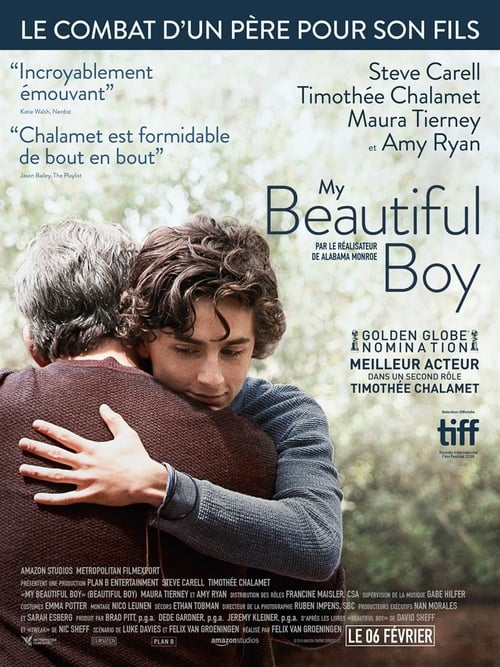 Regarder ஜ My Beautiful Boy Film en Streaming Youwatch