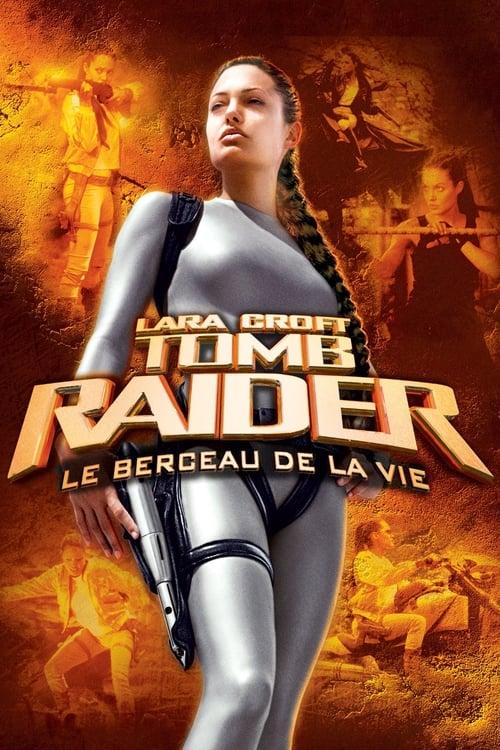 ★ Lara Croft, Tomb Raider - Le berceau de la vie (2003) film en français