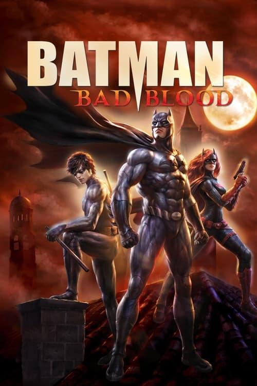 [1080p] Batman: Mauvais Sang (2016) streaming Disney+ HD