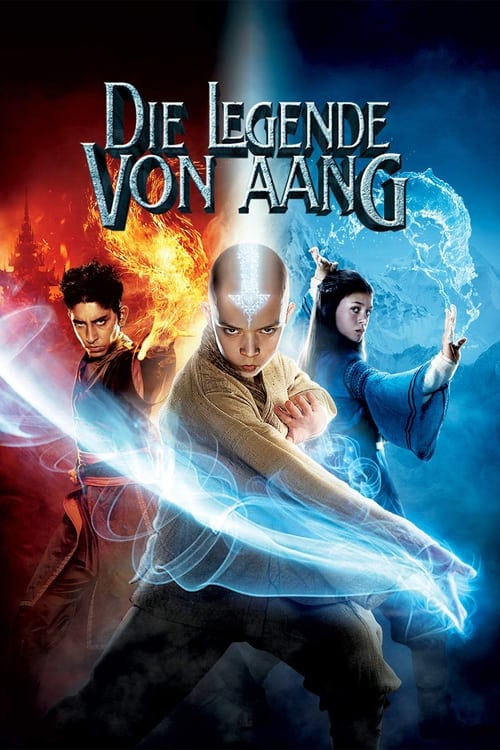 Die Legende von Aang - Action / 2010 / ab 6 Jahre
