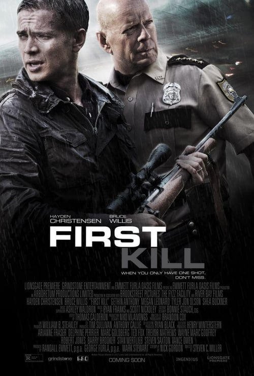 First Kill Movie English Full Watch Online