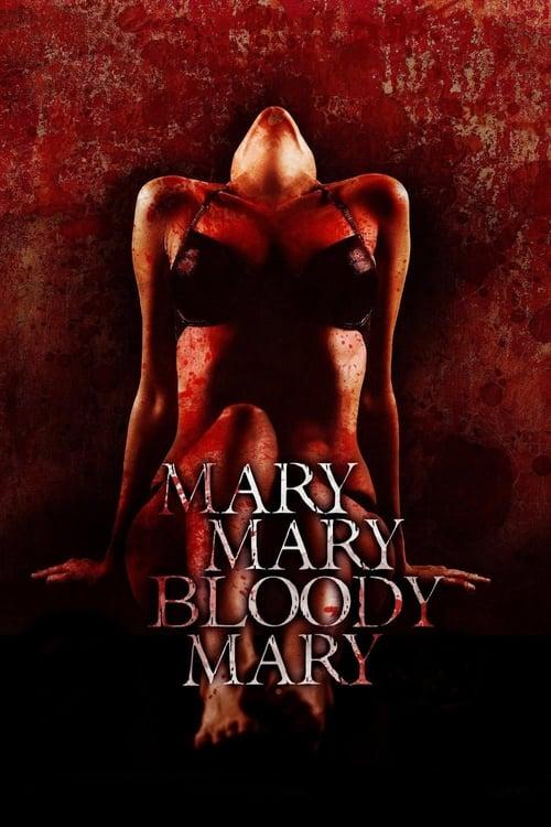 Mira La Película Mary, Mary, Bloody Mary Con Subtítulos