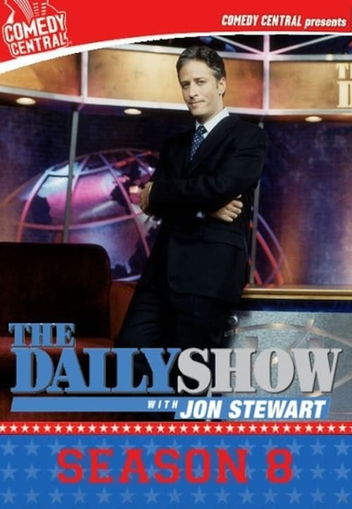 Watch The Daily Show with Trevor Noah Season 8 in English Online Free