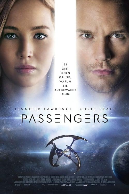Poster von Passengers