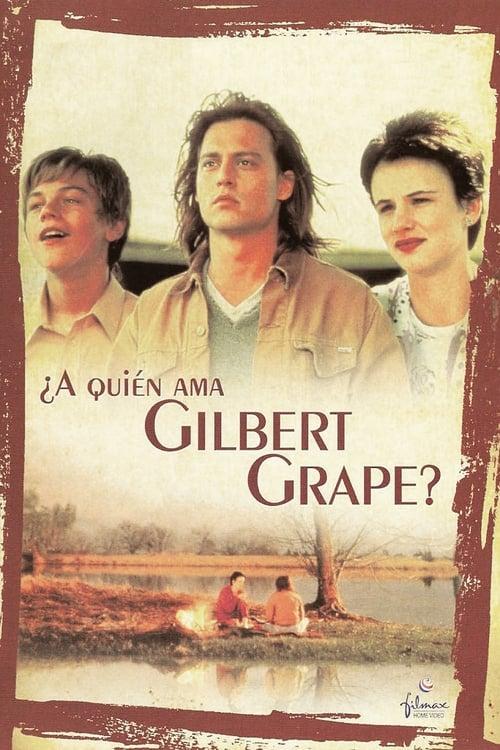 Mira La Película ¿A quién ama Gilbert Grape? En Buena Calidad Hd 1080p