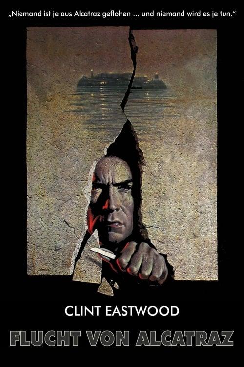 Flucht von Alcatraz - Poster