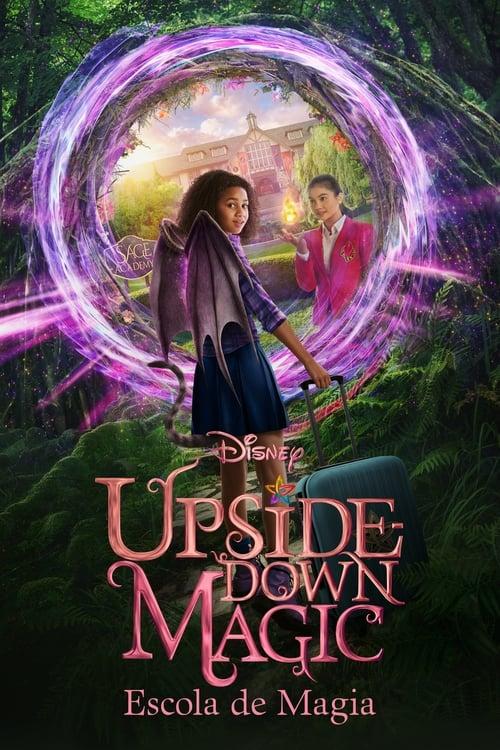 Upside-Down Magic: Escola de Magia