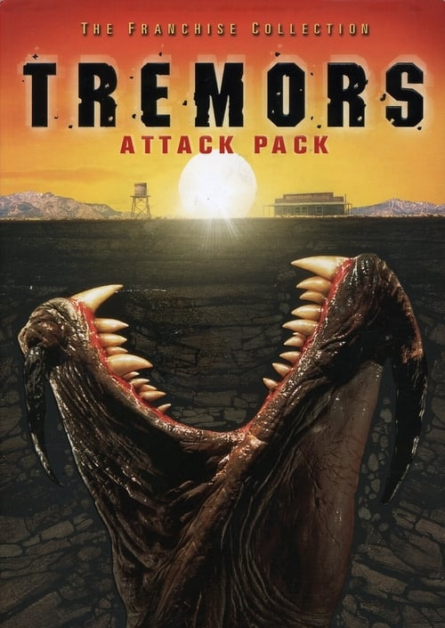 Tremors 5 release date in Sydney
