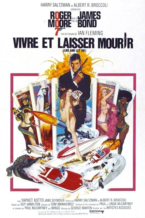 Visualiser Vivre et laisser mourir (1973) streaming film en français