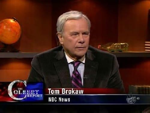 The Colbert Report: Season 5 – Episod Tom Brokaw