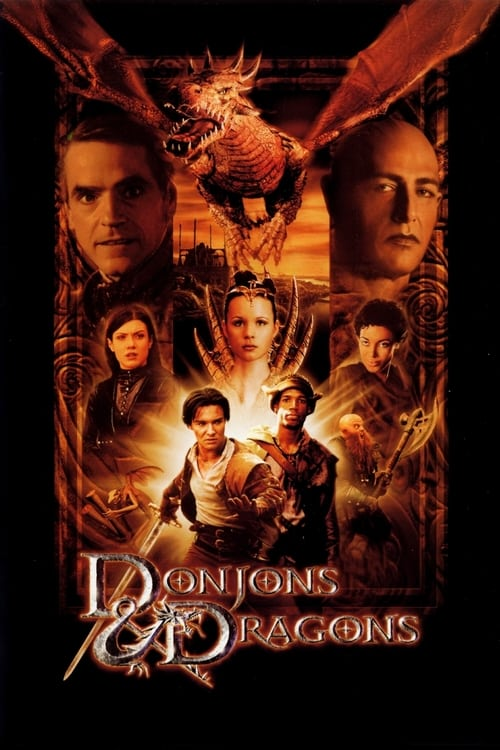 Regarder Donjons & Dragons (2000) streaming Youtube HD