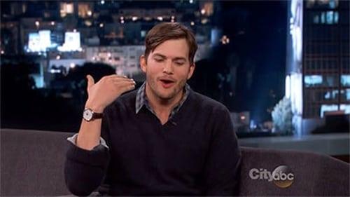 Jimmy Kimmel Live 2014 Streaming: Season 12 – Episode Ashton Kutcher, Sarah Paulson, The Head and the Heart