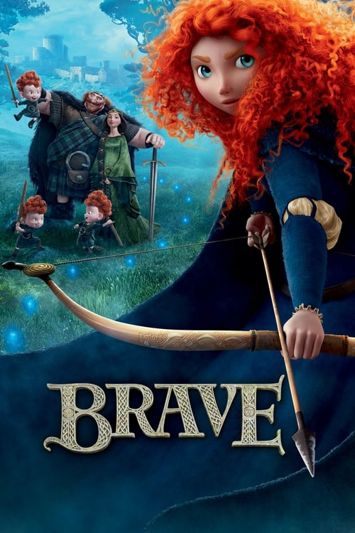 Largescale poster for Brave