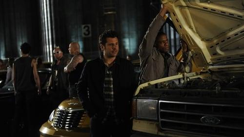 Psych 2010 Hd Tv: Season 5 – Episode Shawn & Gus in Drag (Racing)