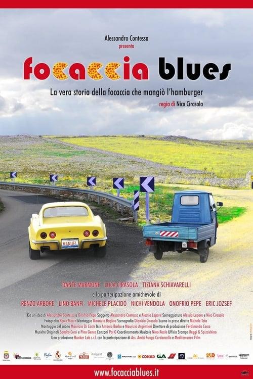 Focaccia Blues poster