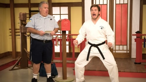 Parks and Recreation - Season 7 - Episode 10: The Johnny Karate Super Awesome Musical Explosion Show