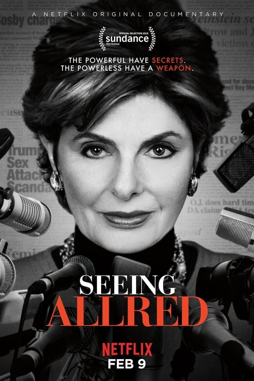 Seeing Allred - Poster