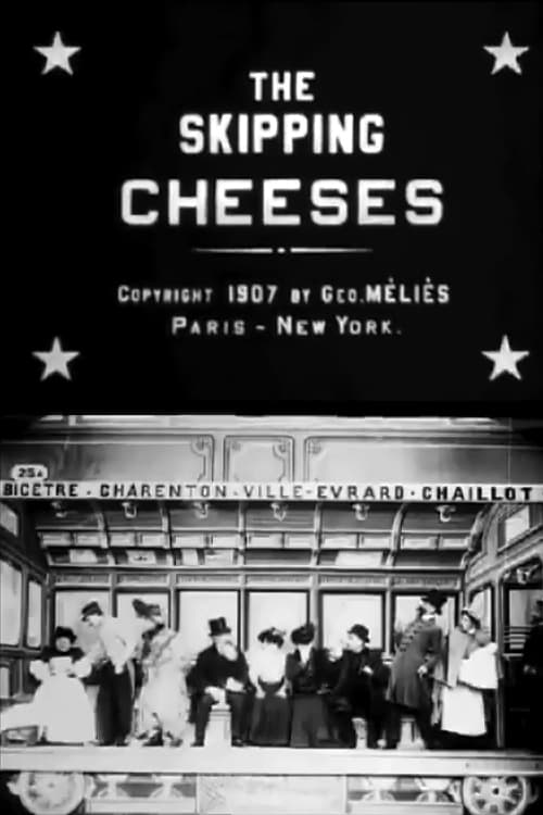 The Skipping Cheese