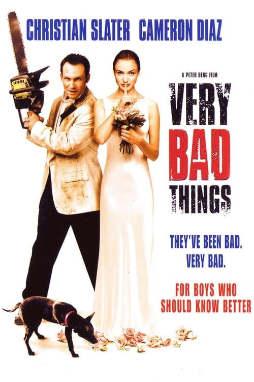 Watch Very Bad Things (1998) Movie Free Online