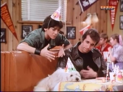 Happy Days: Season 5 – Episod Spunkless Spunky
