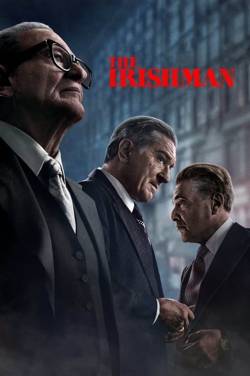 Largescale poster for The Irishman