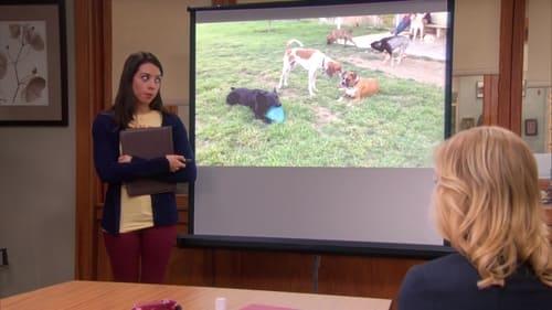 Parks and Recreation - Season 5 - Episode 7: Leslie vs. April