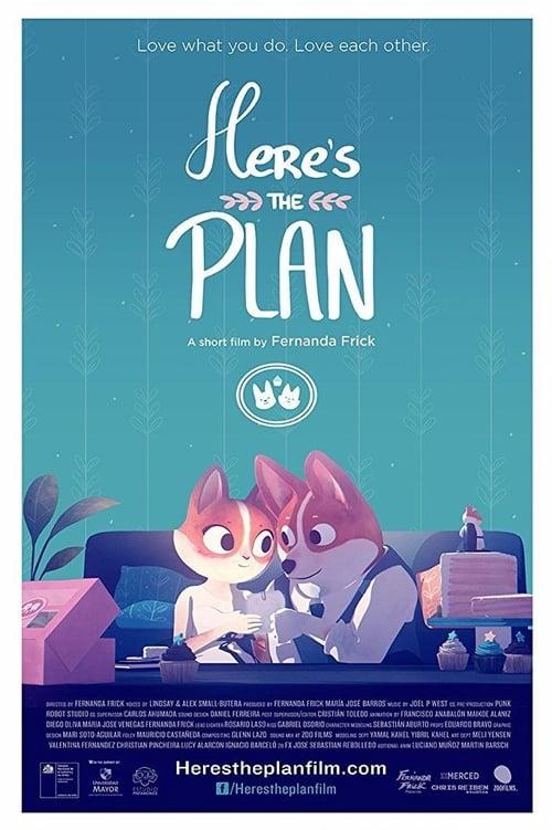 Mira La Película Here's the Plan En Línea