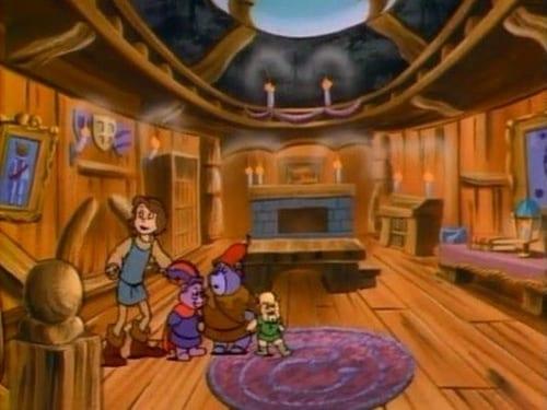 Disney's Adventures of the Gummi Bears: Season 1 – Episod Zummi Makes It Hot