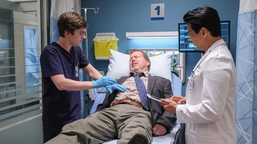The Good Doctor - Season 3 - Episode 16: autopsy