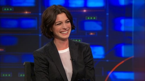 The Daily Show with Trevor Noah: Season 20 – Épisode Anne Hathaway