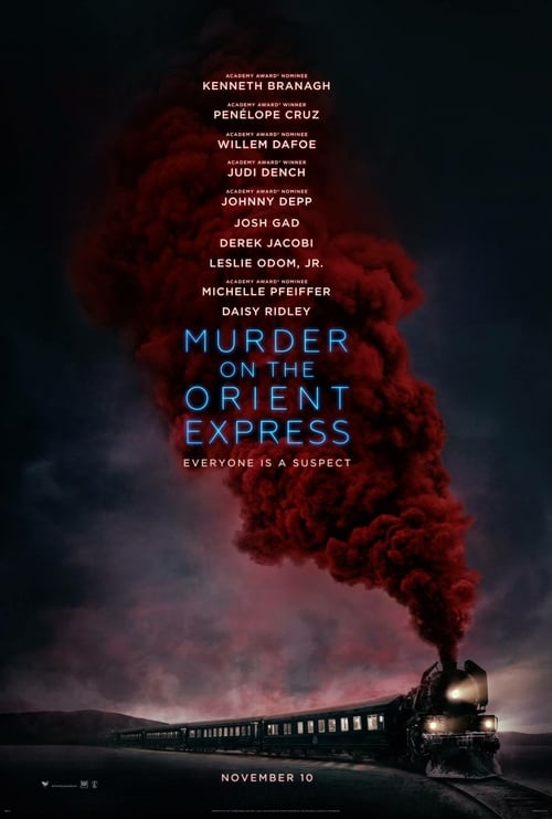 Here on the page Murder on the Orient Express