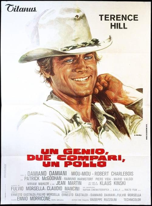 Un genio, due compari, un pollo (1975)