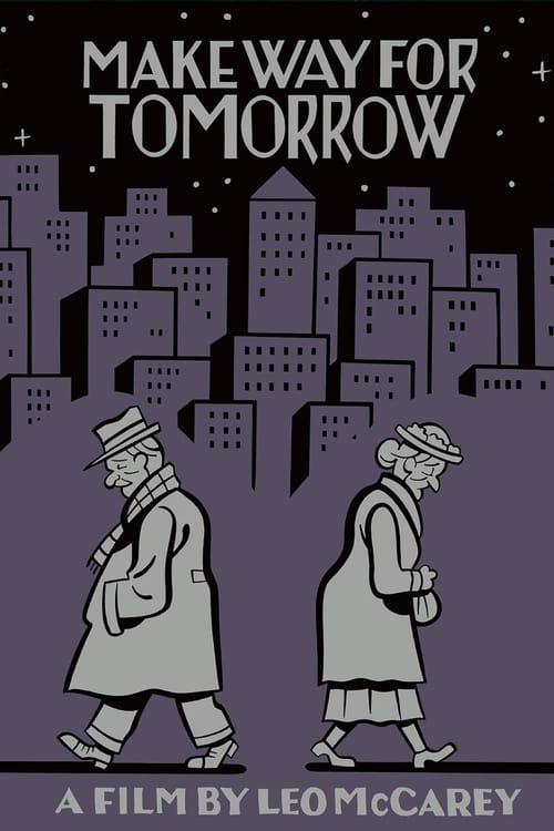 Make Way for Tomorrow Poster