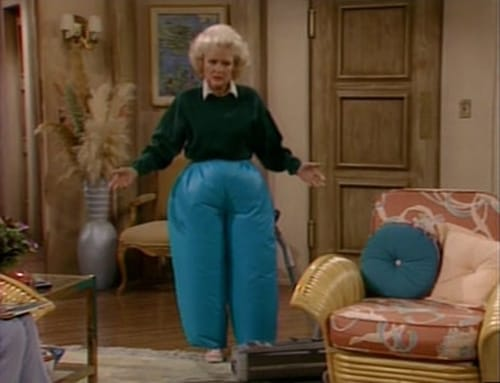 The Golden Girls: Season 5 – Episod Like the Beep Beep Beep of the Tom-Tom