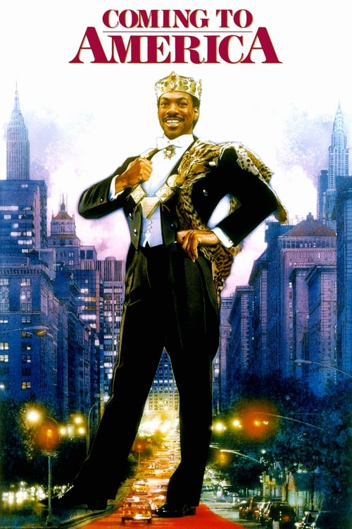 Download Coming to America (1988) Full Movie