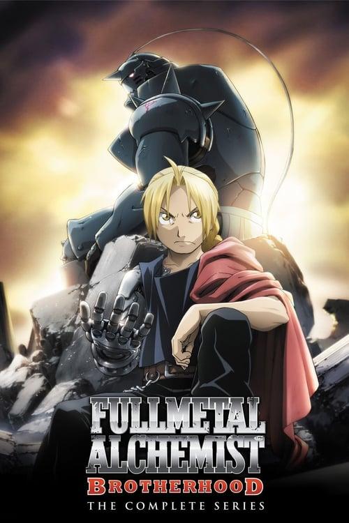 Fullmetal Alchemist: Brotherhood: Season 1