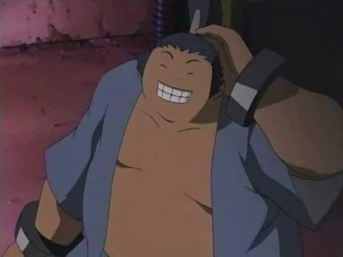Naruto - Season 3 - Episode 142: The Three Villains from the Maximum Security Prison