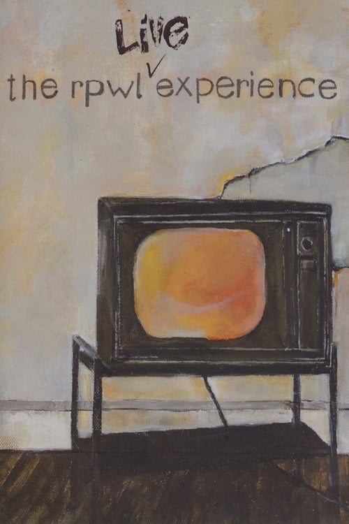 The RPWL Live Experience poster