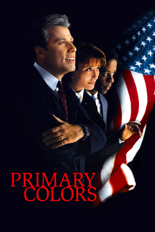 Primary Colors (1998) Poster