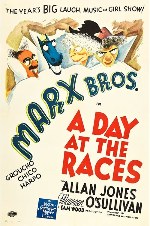 Largescale poster for A Day at the Races