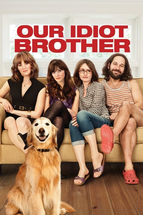 Streaming Our Idiot Brother (2011) Full Movie