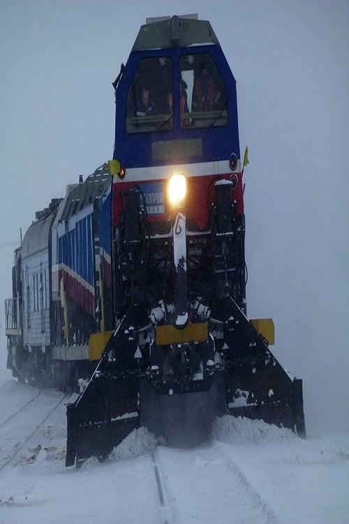 360° - Géo - Le Grand Nord sur les rails (2013)