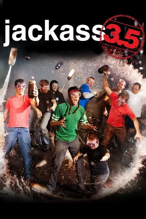 Jackass 3.5 (2011) Poster