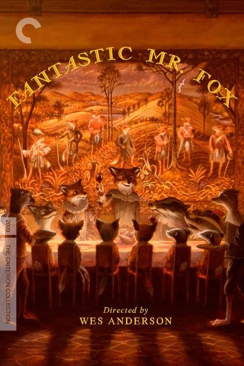 Streaming Fantastic Mr. Fox (2009) Full Movie